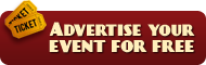 Advertise Your Event For Free