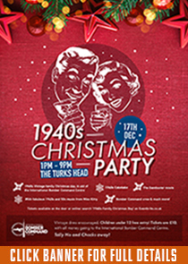 1940s FAMILY CHRISTMAS EVENT