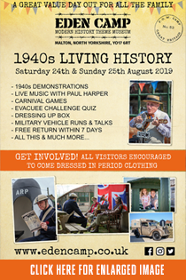 1940s LIVING HISTORY WEEKEND